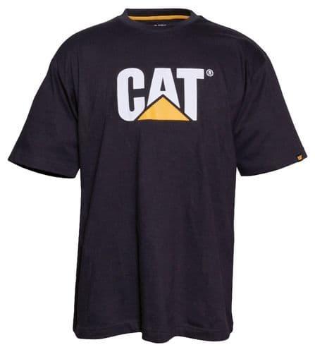 Caterpillar TM Logo Tee Tee Shirts Black